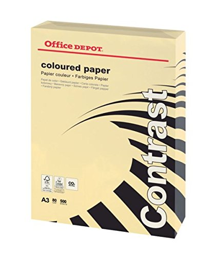 office-depot-farbiges-kopierpapier-din-a3-80-g-m-pastell-cream-500-blatt