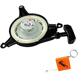 HURI Handstarter Seilzugstarter Starter passed für MTD THORX Motor OHV 35 45 55 Einhell Budget 1 P 61 Rasenmäher Reversierstarter