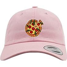 New Flexfit Basecap  Pizza - Gorra de béisbol - Bordado - Low Profile -  Gorro 0c6e69608e6