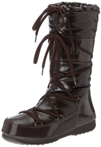 Moon Boot W.E. Soft, Boots femme Marron (Marrone)