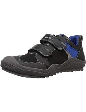Geox J Artach A, Zapatillas para Niños
