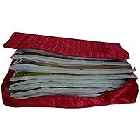 Kuber Industrie 12Sarees Balia, Borsa, borsa, 1per 12Sarees, collezione matrimonio,