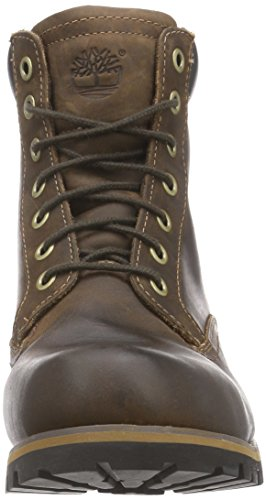Timberland Rugged 6 In, Bottes Classiques homme Marron (Dark Brown)