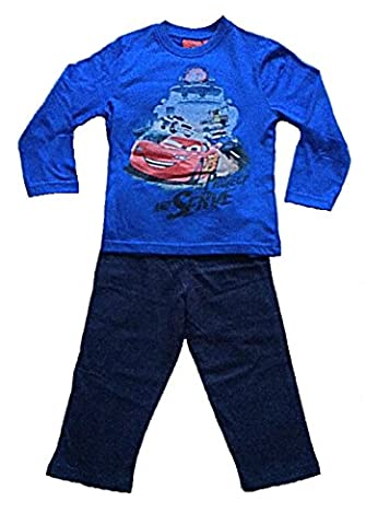 Boys Official Licensed Disney Pixar Cars Pyjamas Pajamas Pjs Set