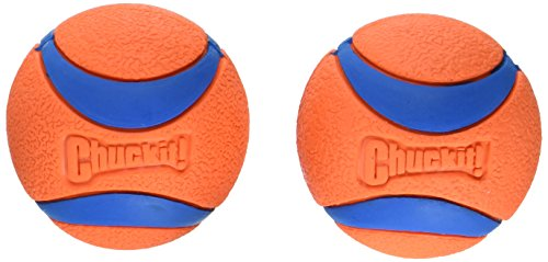 Canine Hardware 17001Ultra Ball 2Pack -