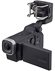 Zoom Q8 Handy Video Recorder (Black)