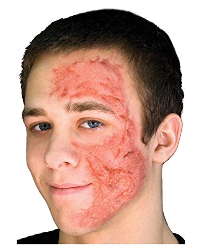 den Gel / Burn Scar Halloween Spezial Make-up Effekt ()