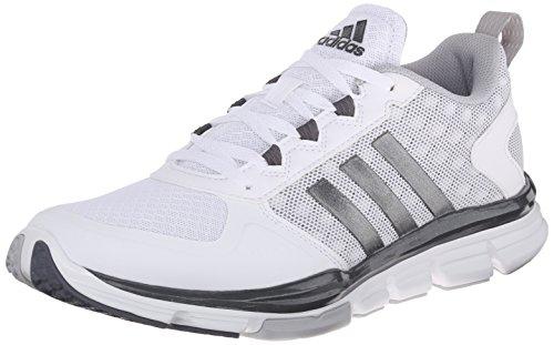 Adidas Performance Speed â??â??Trainer 2 Chaussure d'entraînement, noir / carbone métallisé / White/Carbon Metallic/Clear Onix
