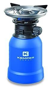Kemper KE2008 Réchaud Camping Anti Vent