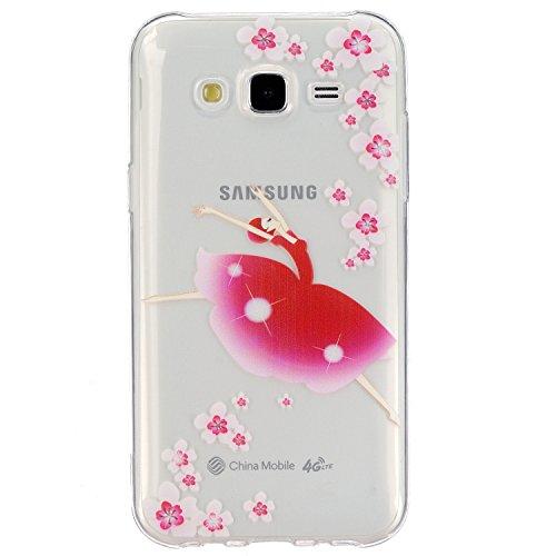 Samsung-Galaxy-Core-Prime-G360-G360F-Custodia-Cozy-Hut-Custodia-in-Silicone-per-Samsung-Galaxy-Core-Prime-G360-G360F-Cover-Gomma-TPU-Custodia-Protettiva-Cover-Trasparente-Chiaro-Soft-Silicone-Case-Bum