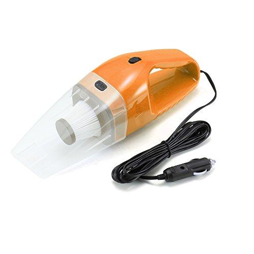Sunsbell-Polvere-Auto-Aspirapolvere-150W-palmare-Aspirapolvere-Portatile-Asciutto-Bagnato-a-duplice-Uso-Arancione