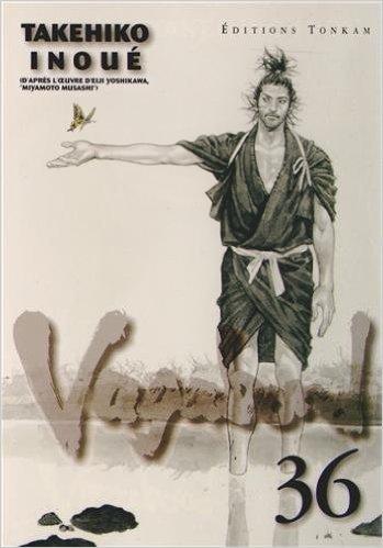 VAGABOND T36 de Takehiko Inoué ( 12 février 2014 )