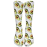 Avocado Pattern Unisex Comfortable Stocking Socken Athletic Sock