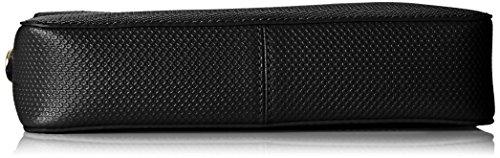 Lacoste NF2068CE, Sac Bandouliere Femmes, 16 x 5.5 x 24 cm Black