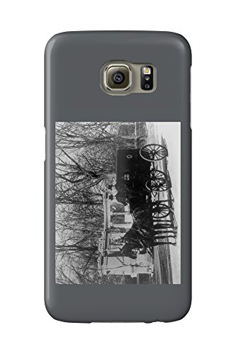pabst-brewing-company-delivery-wagon-nyc-photo-galaxy-s6-cell-phone-case-slim-barely-there