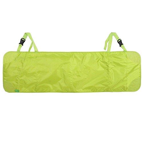 fengge Rücksitz der Auto Organizer angeordnet Reise Automatische Rucksack Aufbewahrung Multi Tasche Handtasche (grün)