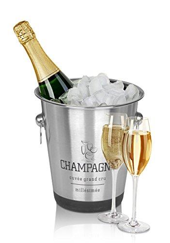 Secchiello da Champagne in acciaio inossidabile