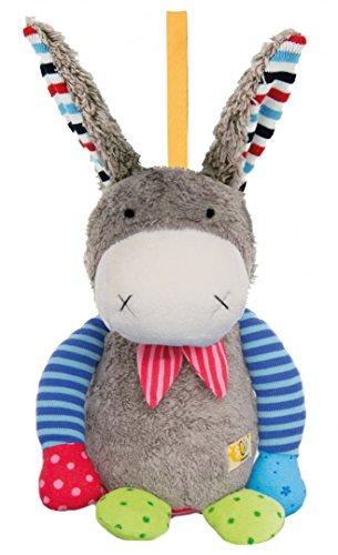 Olli Olbot 35308 - Spieluhr Esel Peter