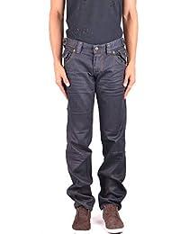 Dolce & Gabbana Hombre MCBI099409O Negro Algodon Jeans