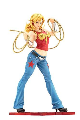 Kotobukiya DC025 DC Comics Wonder Girl Bishoujo Statue 1:7