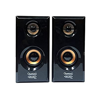 Quantum Qhmpl Qhm630 2.0 Multimedia Speakers.