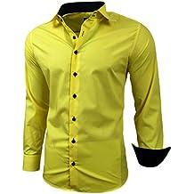 reputable site eb7aa e630d Suchergebnis auf Amazon.de für: hemd gelb herren