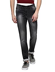 Monte Carlo Black Skinny Fit Denim