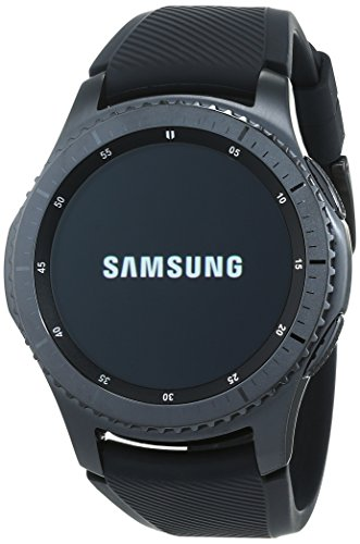 Samsung Gear S3 Frontier Smartwatch, IP68, 4 GB, Grigio [Importato dalla Germania]