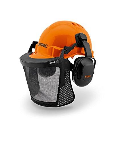 Stihl Casco de Rostro y Protectores auditivos para motosierra