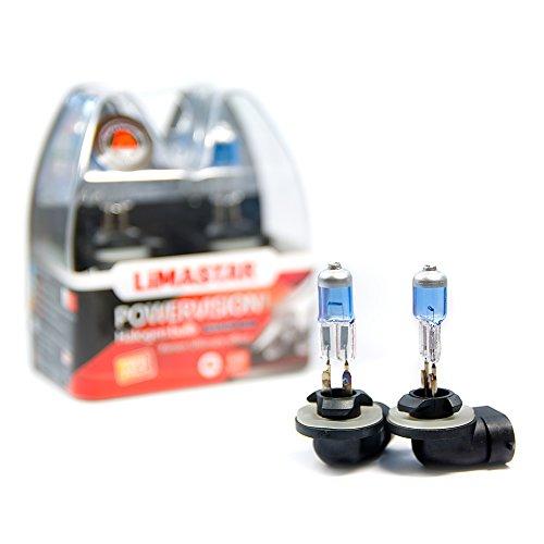 4 x H27 W/2 Birnen 881 Halogen Lampe PGJ13 6000K 27W Xenon 12V