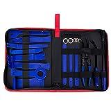 Hakkin 19 teilige Zierleistenkeile Verkleidungs Demontage Reparatur Werkzeug Lösewerkzeug für Auto Modifikation Türverkleidung Zierleisten