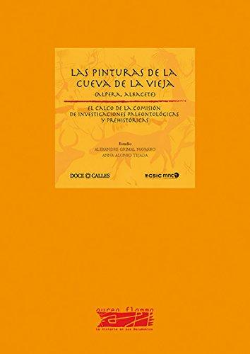 Las pinturas de la Cueva de la Vieja (Alpera, Albacete).: El calco de la Comisión de Investigaciones Paleontológicas y Prehistóricas