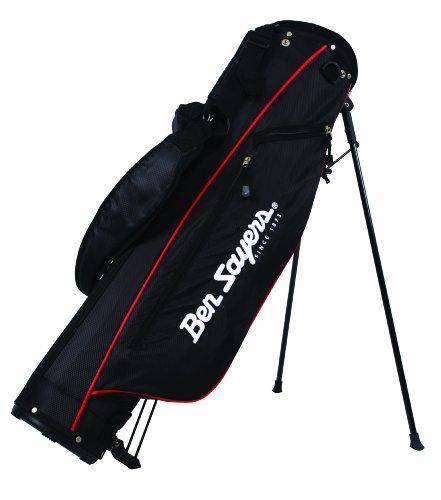 Ben Sayers - Bolsa de Golf con Soporte (15,2 cm) Negro...