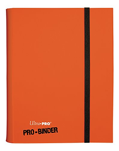 ultra-pro-pro-binder-orange-album-84566