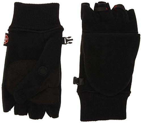 Mammut Handschuhe Shelter Mars, Black, 8, 1090-01621-0001-1080 (Damen-textil-handschuhe)