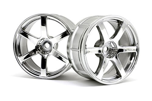 LP29 wheels Yokohama AVS MODEL T6 (3mm offset) 33465 (Japan import / The package and the manual are written in Japanese) by HPI Racing