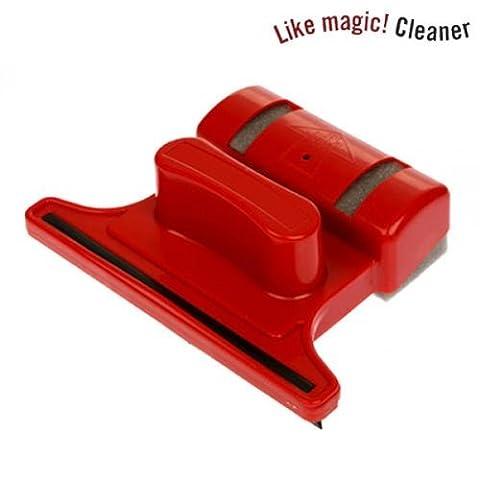 Lave Vitre Magnetique - LAVEUR DE CARREAUX MAGNÉTIQUE LIKE MAGIC