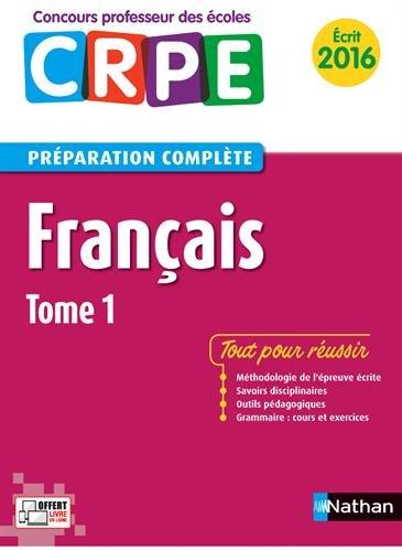 Français - Tome 1