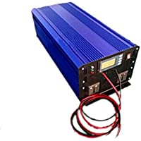Gowe 5000W DC12V/24V AC110V/ V off Grid Pure Sine Wave