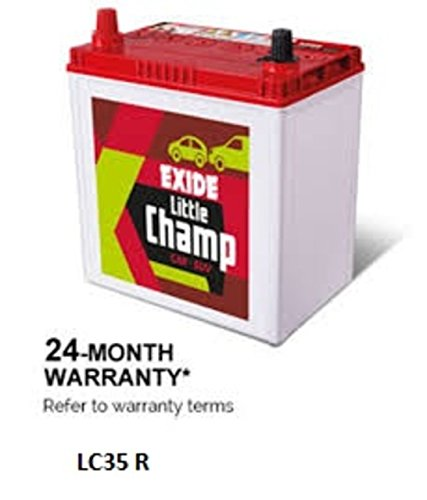 Exide Little Champ 35 Ah Battery