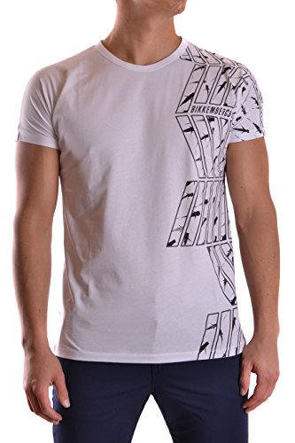 dirk-bikkembergs-mens-c707sfdmb016a00-white-cotton-t-shirt