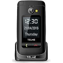 Amazon.es: TELEFONOS MOVILES LIBRES DE CONCHA