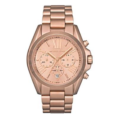 Michael Kors MK5503 - Reloj de cuarzo para mujer, con correa de acero inoxidable, color dorado