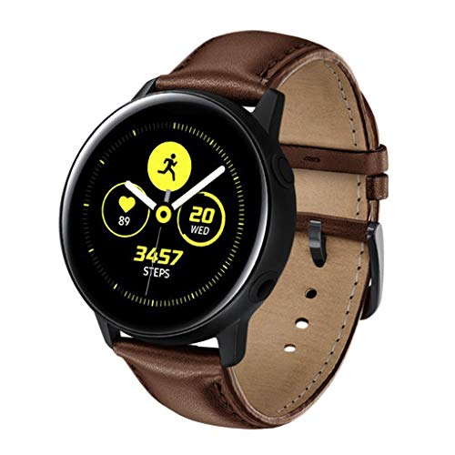 Dtuta Armbanduhren Werkzeug Set,Uhrenarmband,Uhren,Uhrenwerkzeug Uhrenarmband,UhrenarmbäNder Leder,Deployants,Einfach, Vielseitig, Stilvoll, Einfarbig, Leder, Smartwatch, Armband