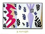 Stampa artistica 'Il lanciatore di coltelli', per Henri Matisse, Dimensione: 79 x 61 cm