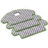 iRobot 4719026, Lingettes pour Robot aspirateur Laveur Roomba Combo, Gris