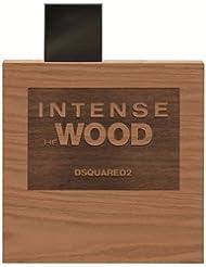HE Wood Intense Homme de dsquared2–100ml Eau de Toilette Vaporisateur