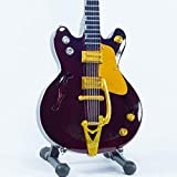 Music Legends Collection - Guitare Miniature Gretsch Country Gentleman Georges Harrison