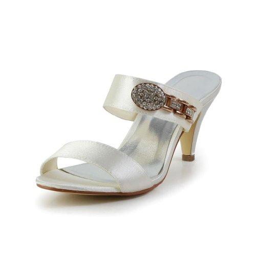 Jia Jia Wedding 594947 Scarpe Sposa Scarpe col tacco donna Sekt