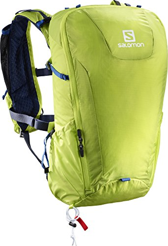 SALOMON BAG PEAK 20 - Mochila , Unisex adultos , Verde - (Acid Lime/Surf The Web)